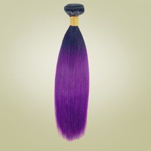 Accessories - Ombre color hair extensions